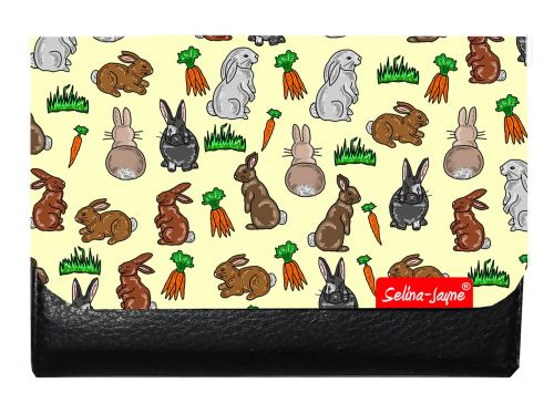 Selina-Jayne Rabbits Limited Edition Designer Small Purse